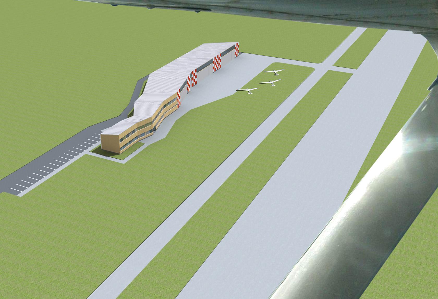 Letiště v Tatrách