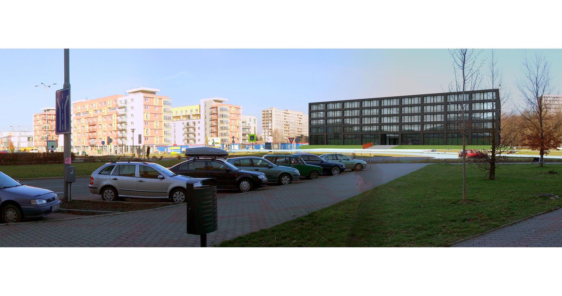 Radnice v Ostravě – Porubě
