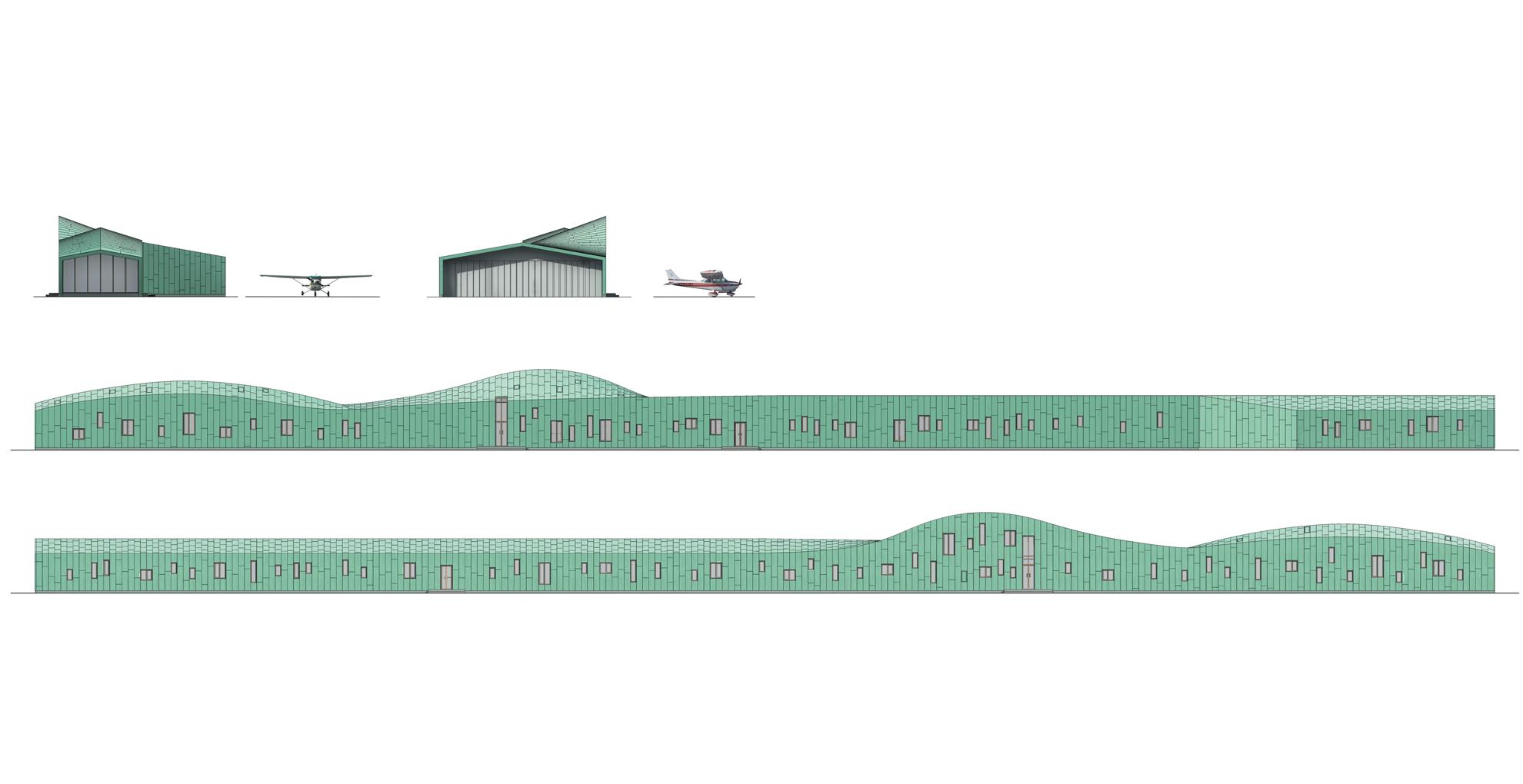 Letiště pro malá sportovní letadla