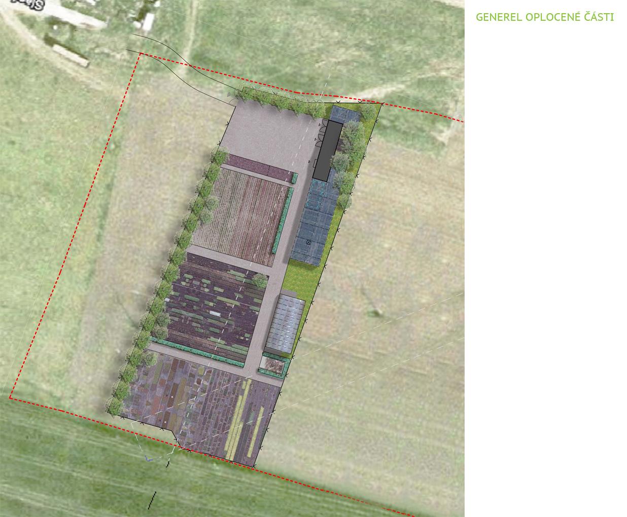 Trvalkové zahradnictví v Horoušanech