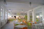Rekostrukce školní jídelny